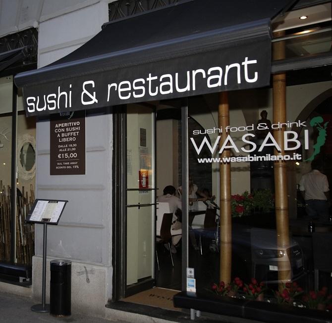 Wasabi Milano1000
