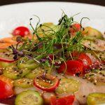 Wasabi_Sakana Cerviche Salad