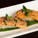 Wasabi_Sushi_MIni_Nigiri_Scottato_Salmon