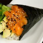 Wasabi_Temaki_Spicy_Salmon